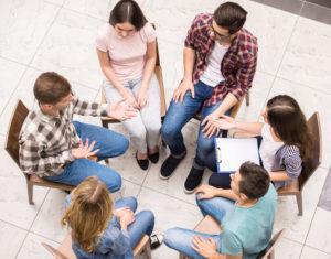 gruppi terapeutici