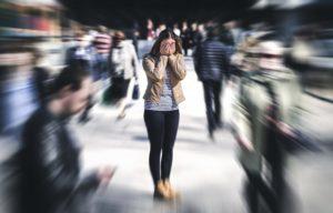 sintomi attacco di panico